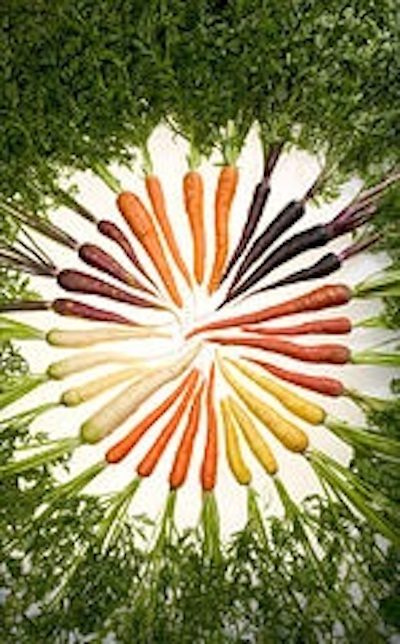 carrots post size