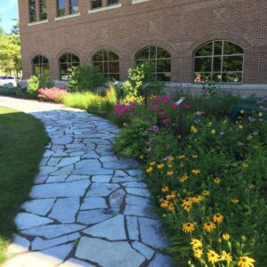 Leelanau County Government Center Native Plant Gardens